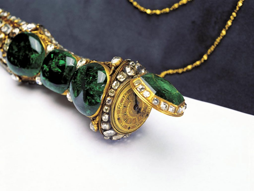 Emerald Topkapı Dagger
