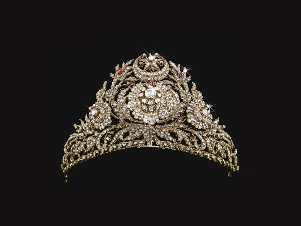 Highlights of the ottoan crown jewels