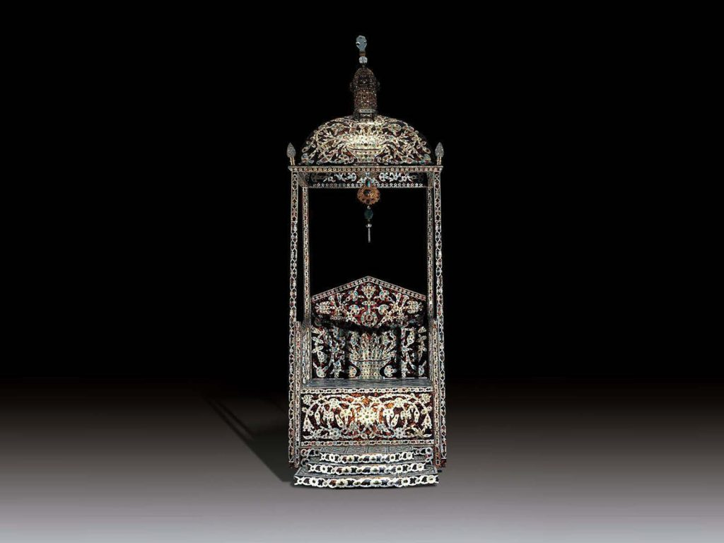 Throne of Ahmed